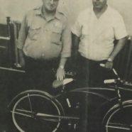 Chief Robert Bruner, Buddy Hammond