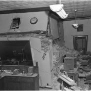 Farmers Bank Robbery 1955