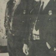 Hayden Becknell and Brutus Stinnett